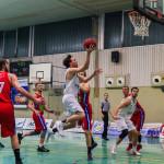 Accent Baskets vs. ART Düsseldorf. Foto von Nils Wydrinna