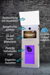 Fotobox in Paderborn buchen